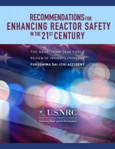 thumbnail of Reocomendations for enhancing reactor safety