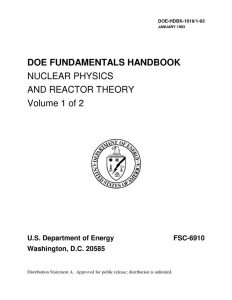 thumbnail of DOE Nuclear Physics Vol 1
