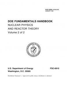 thumbnail of DOE Nuclear Physics Vol 2