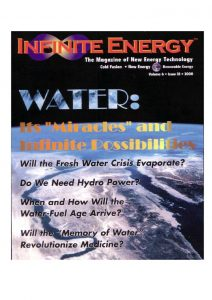 thumbnail of Infinite Energy – The Magazine of New Science and Technology #33 (Cold Fusion, Renewable Energy) (2000)