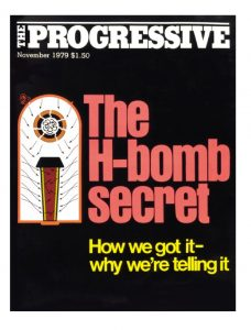 thumbnail of The Secret of the Hydrogen Bomb