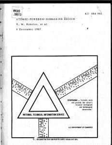 thumbnail of atomic-powered submarine design