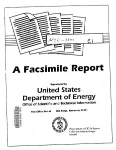 thumbnail of AECD-3840 Transient and Steady State Characteristics of a Boiling Reactor The Borax Experiments 1953