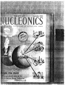 thumbnail of Reactors. Nucleonics1955