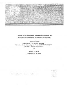 thumbnail of Y-CDC-12 Review of the Experiments Performed to Determine the Radiological Consequences of a Criticality Accident
